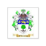 O'Dowling Square Sticker 3