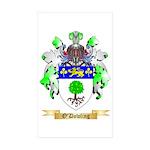 O'Dowling Sticker (Rectangle 10 pk)