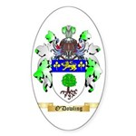 O'Dowling Sticker (Oval)