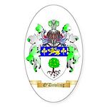 O'Dowling Sticker (Oval 50 pk)