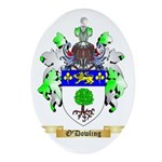 O'Dowling Oval Ornament