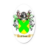 O'Dowd Oval Car Magnet