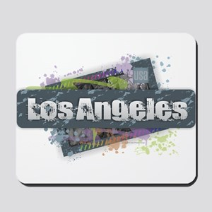 Los Angeles Design Mousepad