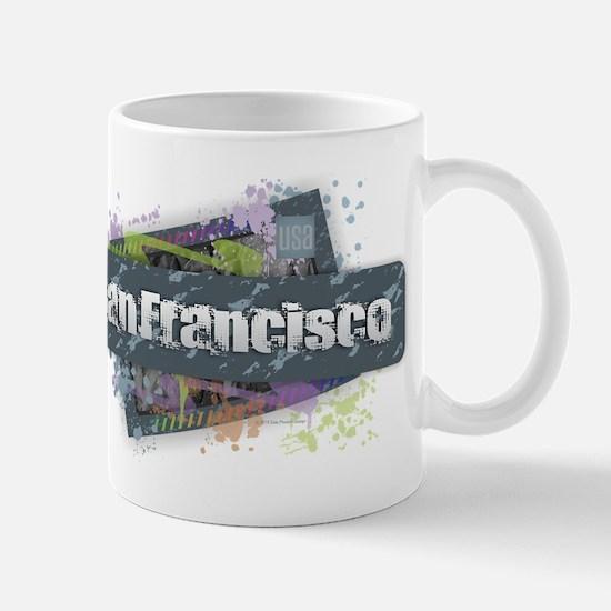 San Francisco Design Mugs