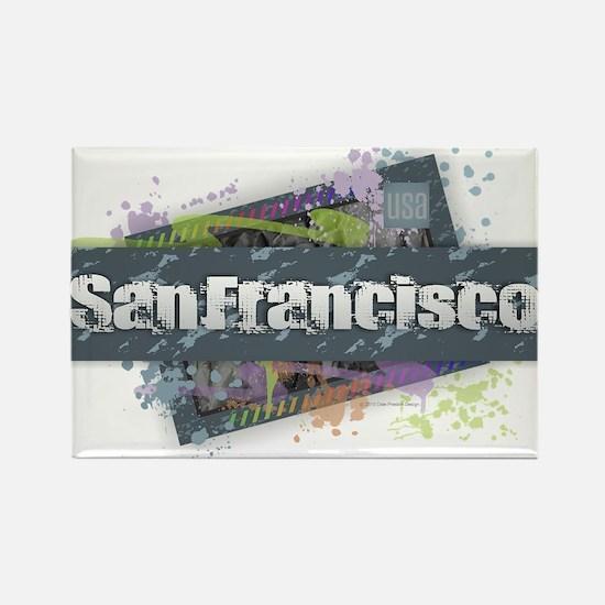 San Francisco Design Magnets