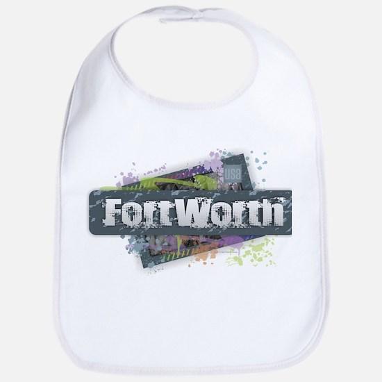 Fort Worth Design Bib