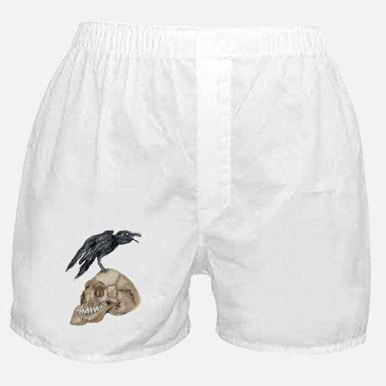 Cool Raven Boxer Shorts