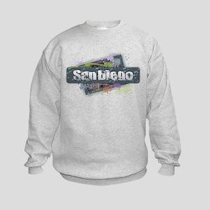 San Diego Design Kids Sweatshirt