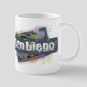 San Diego Design Mugs