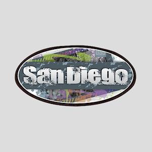 San Diego Design Patch