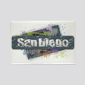 San Diego Design Magnets