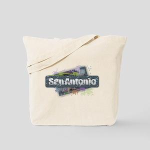 San Antonio Design Tote Bag