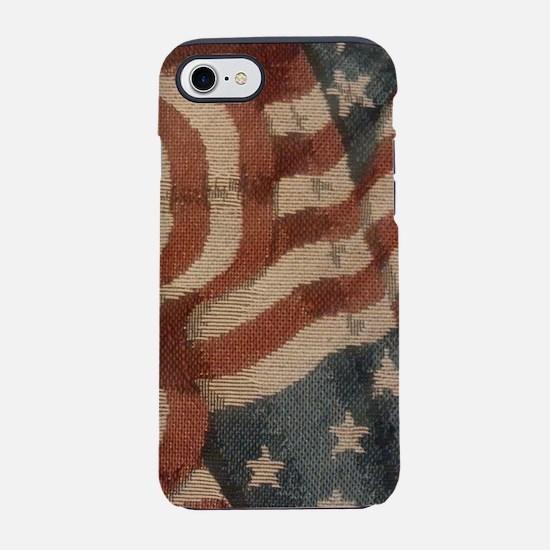 Americana: Patriotic iPhone 8/7 Tough Case
