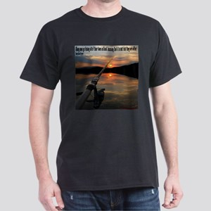 Henry David Thoreau Quotes Dark T-Shirt