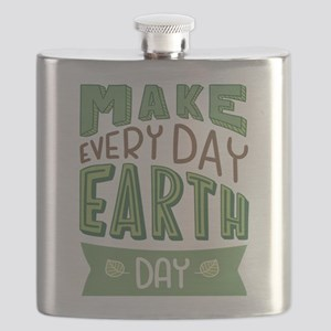 Every Day Earth Day Flask