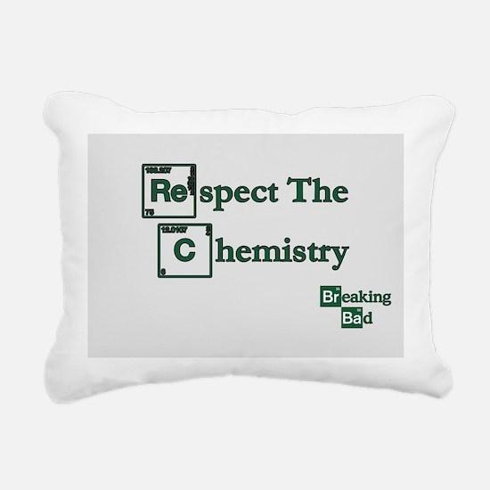 BREAKINGBAD RESPECT CHEM Rectangular Canvas Pillow