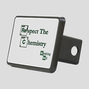 BREAKINGBAD RESPECT CHEMIS Rectangular Hitch Cover