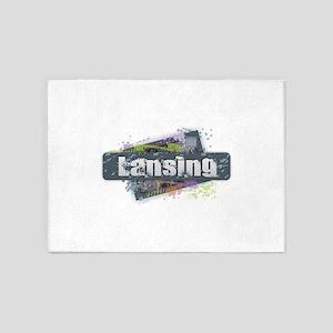 Lansing Design 5'x7'Area Rug