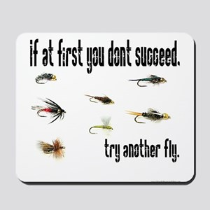 If at first you dont succeed, Mousepad