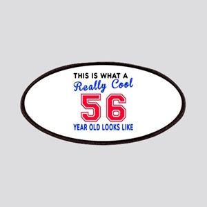 Really Cool 56 Birthday Designs Patch