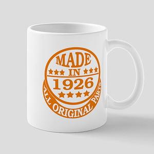 Made in 1926, All original parts Mug
