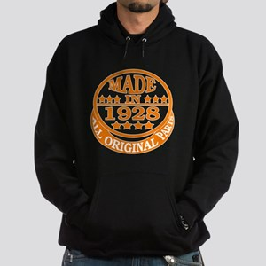 Made in 1928, All original parts Hoodie (dark)