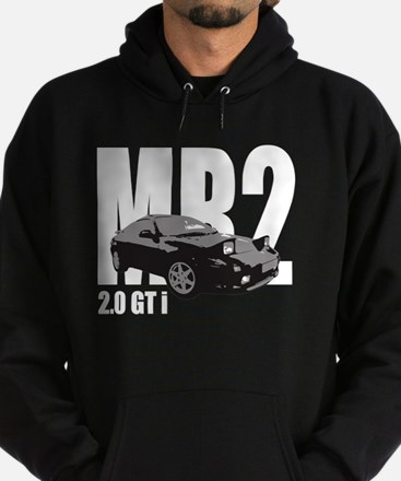 Unique Mr2 Hoodie (dark)