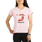 I Love Shoes Performance Dry T-Shirt