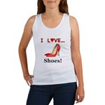I Love Shoes Women's Tank Top