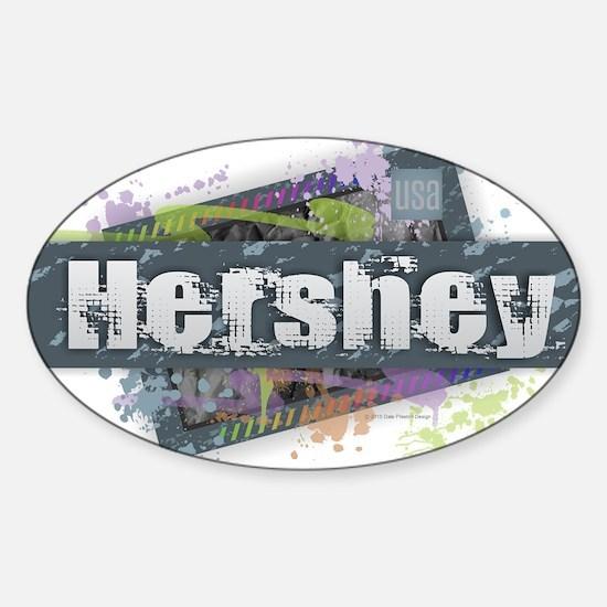 Hershey Design Decal