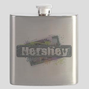 Hershey Design Flask