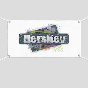 Hershey Design Banner