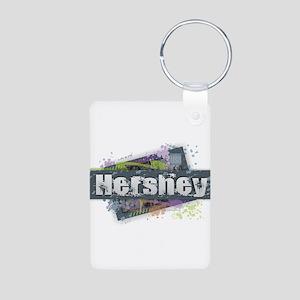 Hershey Design Keychains