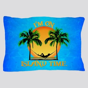 Island Time Pillow Case