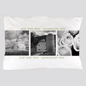 Your Artwork and Text here Pillow Case