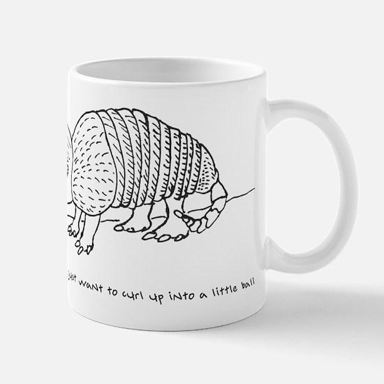 Unique Line art Mug