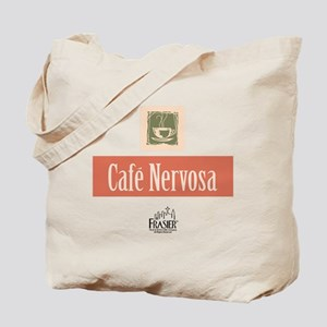 Frasier: Cafe Nervosa Tote Bag