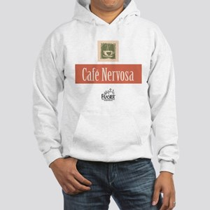 Frasier: Cafe Nervosa Hooded Sweatshirt