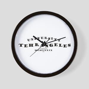 U. of Tehrangeles Wall Clock