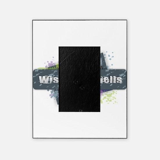 Wisconsin Dells Design Picture Frame