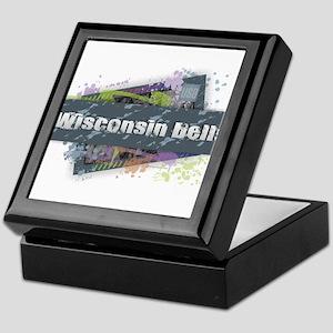 Wisconsin Dells Design Keepsake Box