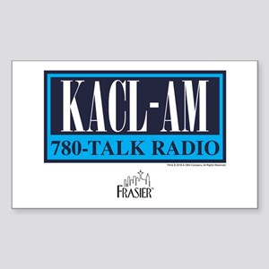 Frasier: Talk Radio Sticker (Rectangle)