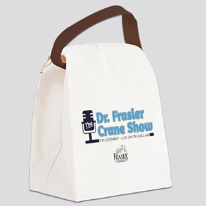 The Dr. Frasier Crane Show Canvas Lunch Bag