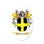 O'Doorley Oval Car Magnet