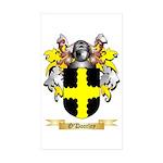 O'Doorley Sticker (Rectangle 10 pk)