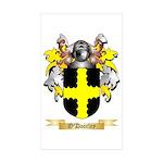 O'Doorley Sticker (Rectangle 50 pk)