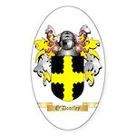 O'Doorley Sticker (Oval 10 pk)