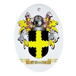 O'Doorley Oval Ornament