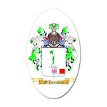 O'Donovan 35x21 Oval Wall Decal