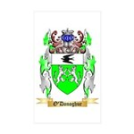 O'Donoghue Sticker (Rectangle 50 pk)